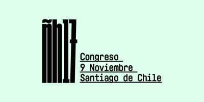 Congreso ÑH2017 en Chile